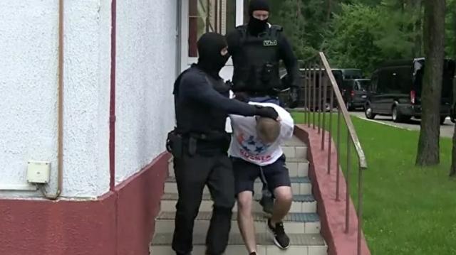 СК Белоруссии раскрыл подробности обвинений в адрес задержанных россиян