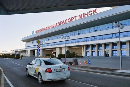 Самолет Лукашенко покинул Белоруссию
