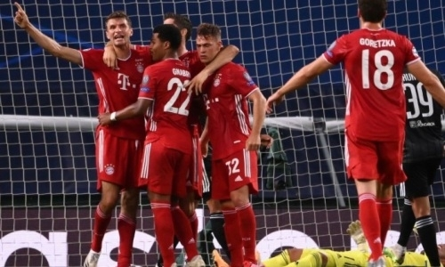 Стали известны финалисты Лиги Чемпионов