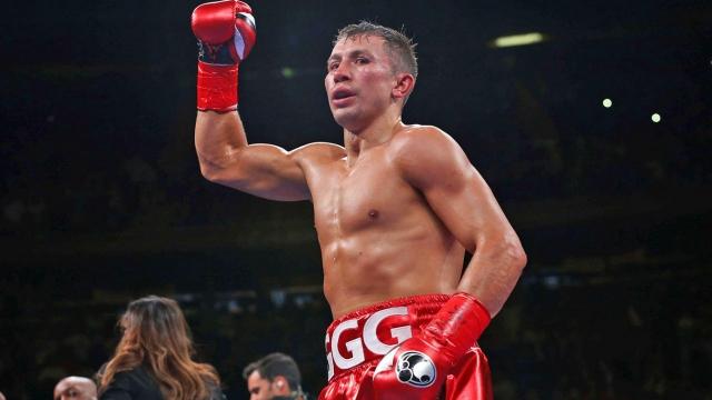 Геннадий Головкин вошел в рейтинг боксеров P4P