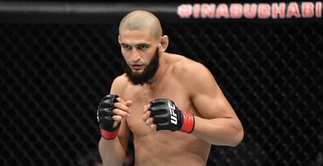 Новый Хабиб по прозвищу Волк. Хамзат Чимаев устроил шум в UFC