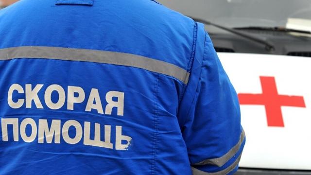 В Дагестане с обрыва упал грузовик, в котором были дети