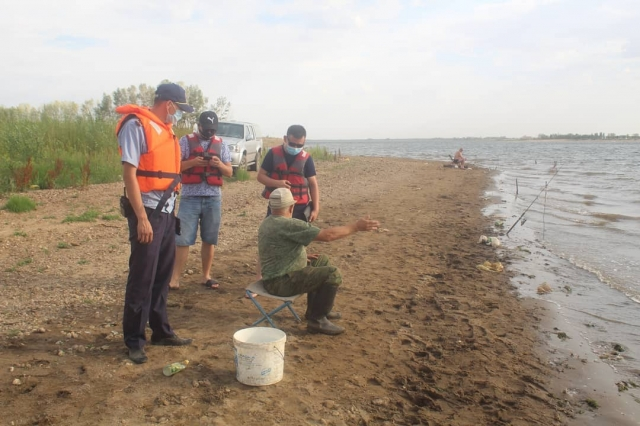 За прошедшую неделю в водоемах Актюбинской области утонули четыре человека