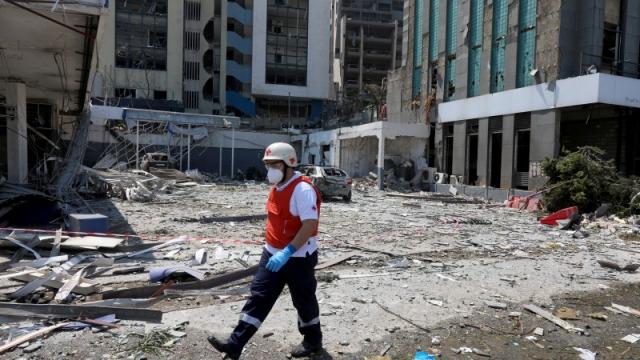 Может случиться драматическое продолжение - эксперт о взрыве в Бейруте и угрозе для Казахстана