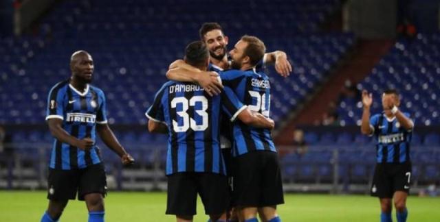 «МЮ», «Интер» и «Шахтер» вышли в четвертьфинал Лиги Европы