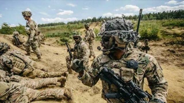 В США объяснили переброску войск из Германии на восток