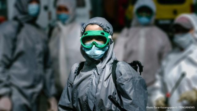 31 казахстанец умер за прошедшие сутки от коронавируса и пневмонии