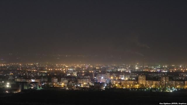 В Бишкеке за долги 10 тысячам абонентов отключат свет