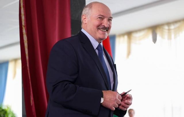 ЦИК Белоруссии объявил Лукашенко победителем на президентских выборах