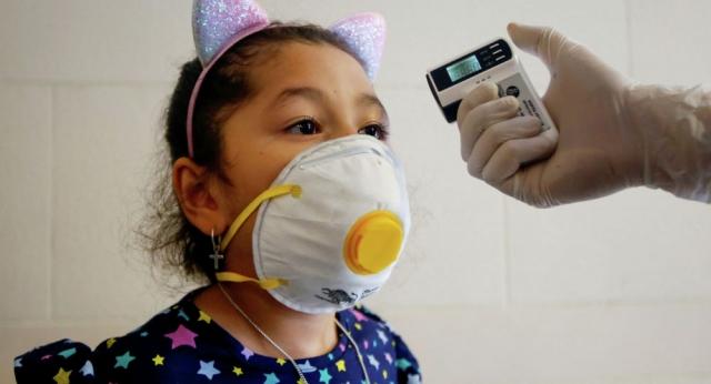 Отдельный протокол лечения детей от коронавируса разработали в Казахстане