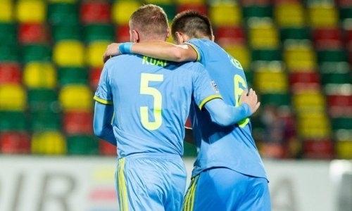 Сборная Казахстана проиграла Беларуси домашний матч Лиги наций