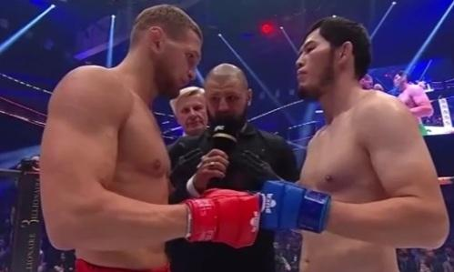 Четыре нокаута - итоги боев казахстанских боксеров на турнире в Москве