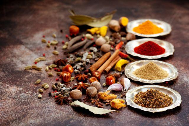 Чемпионы по витаминам. 6 самых полезных специй