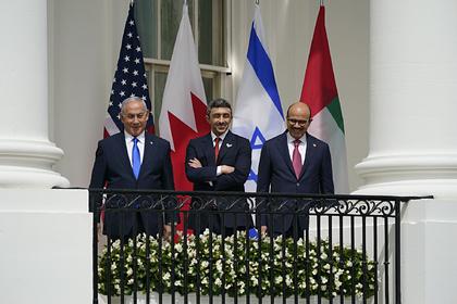 Израиль, ОАЭ и Бахрейн подписали в Белом доме соглашение о мире
