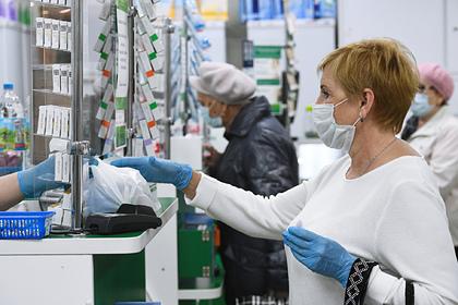 Российское лекарство от коронавируса поступило в аптеки