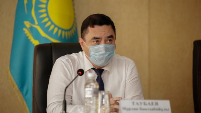Задержание замакима Атырауской области прокомментировали в Антикоррупционной службе