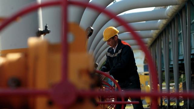 На Украине произошло ЧП на газопроводе, по которому качают газ в Европу