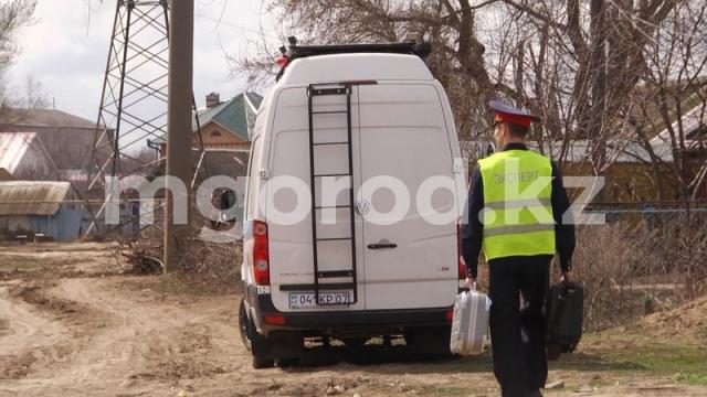 Труп мужчины обнаружил прохожий в Уральске