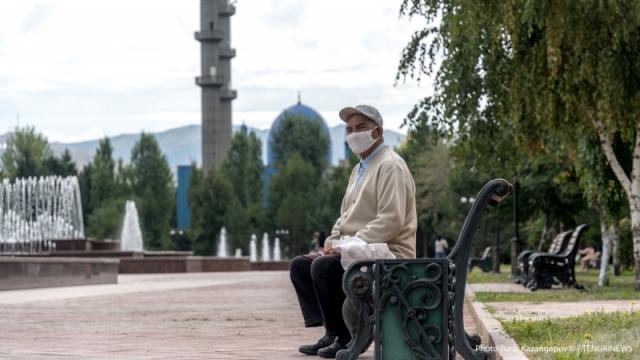 Число заражений коронавирусом в Казахстане превысило 107 тысяч
