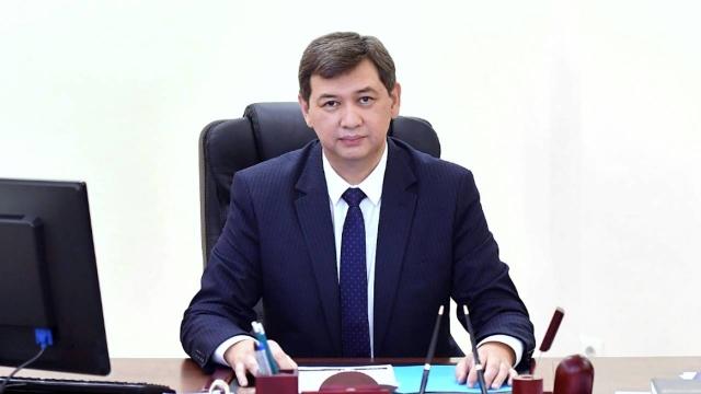 Ерлан Киясов назначен главным государственным санитарным врачом РК