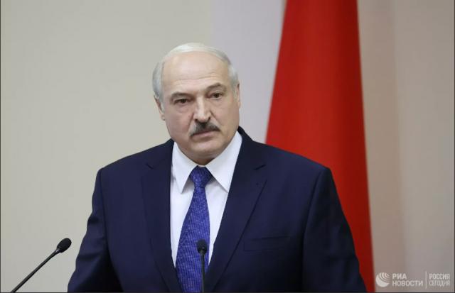 Европарламент не признает Лукашенко легитимным президентом Белоруссии