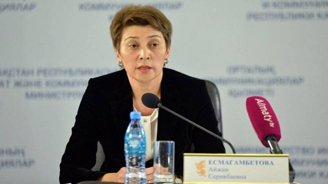 Почему в Казахстане снова сменили главного санврача