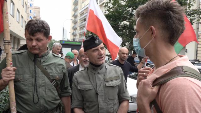 Юрия Дудя обматерили на съемках интервью в Варшаве, упомянув Казахстан