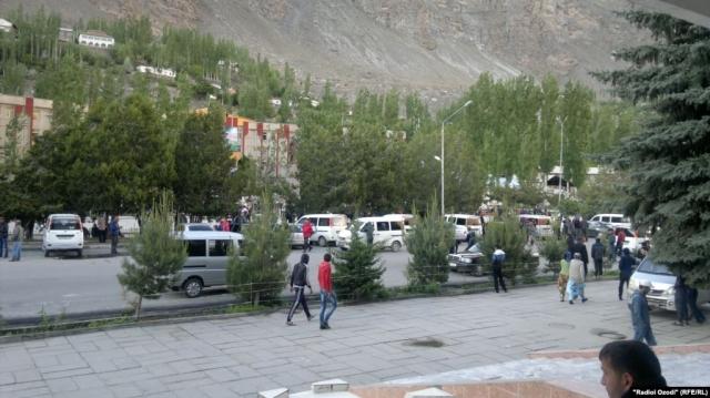 В таджикском Хороге в массовой драке между болельщиками пострадал 21 человек