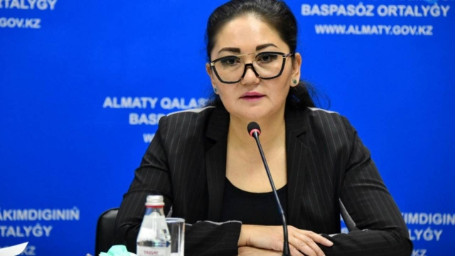 Айзат Молдагасимова уволена с новой работы