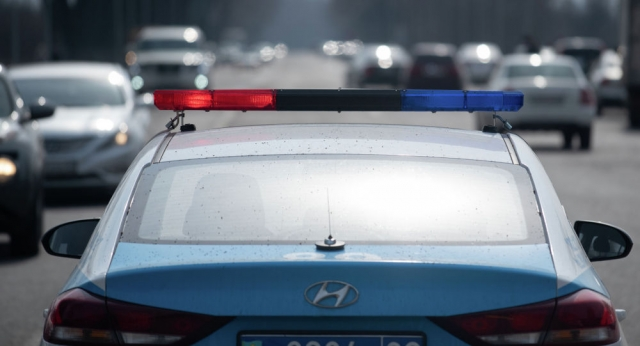 Полиция Алматы объявила охоту на нарушителей ПДД и пьяных водителей