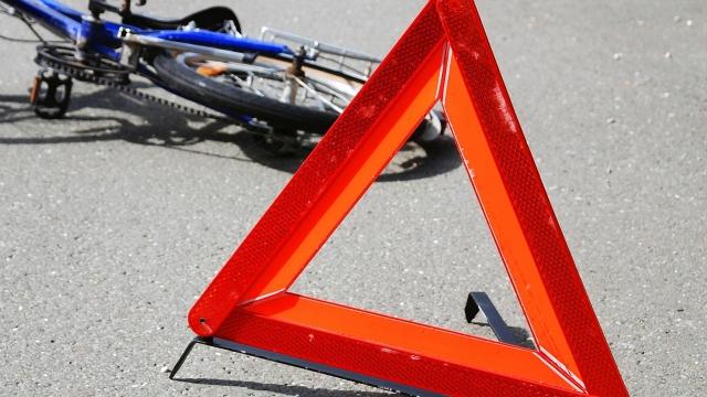 В Актобе участились ДТП с участием велосипедистов