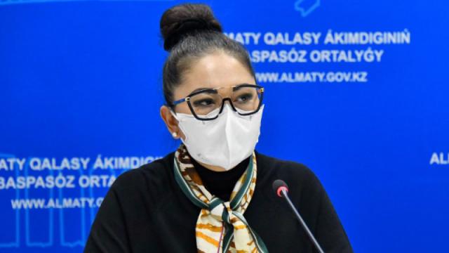 Айзат Молдагасимова рассказала, за что ее уволили