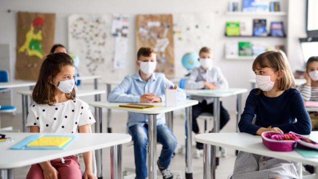 Первый случай коронавируса у школьника в дежурном классе выявили в ВКО