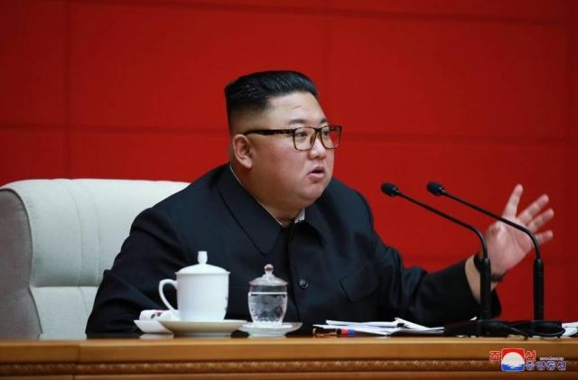 Ким Чен Ын извинился за пограничников, расстрелявших и сжёгших южнокорейского чиновника