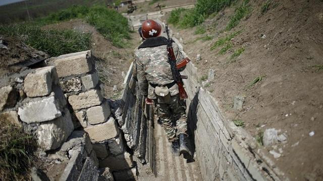 Баку заявил о сотнях погибших армянских военных