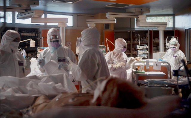 Число смертей от коронавируса в мире достигло 1 миллиона