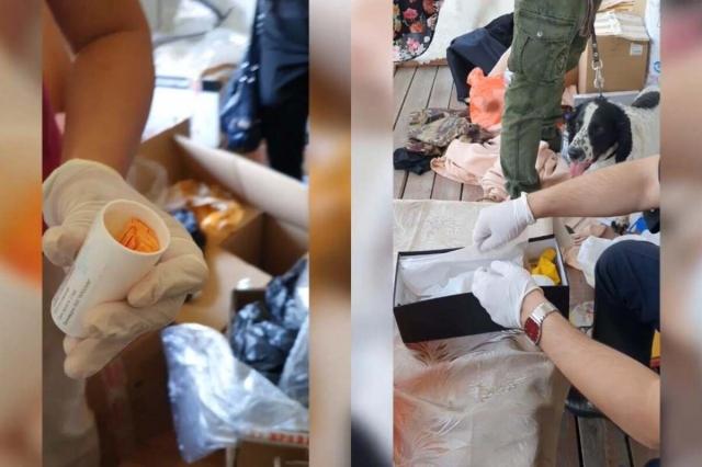 Крупная партия сырья для изготовления синтетических наркотиков изъята в Алматы