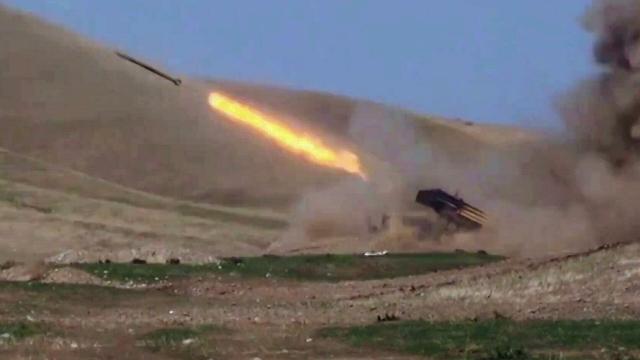 Посол Армении заявил о переброске Турцией боевиков из Сирии в Карабах