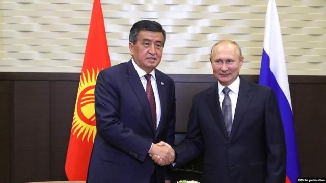 Жээнбеков: Накануне выборов активизировались силы против стабильности и развития Кыргызстана