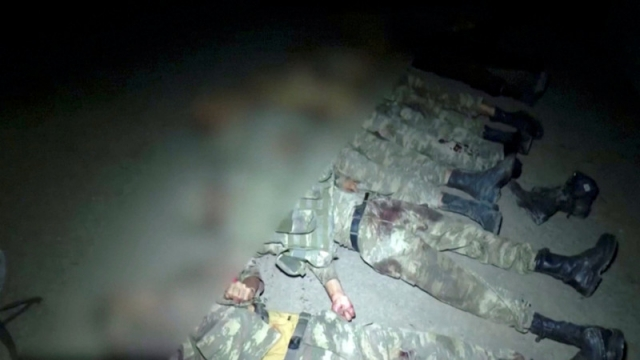 Армянская сторона обнародовала имена и число убитых военных в Карабахе