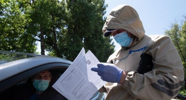 Где в Казахстане остаются блокпосты из-за коронавируса