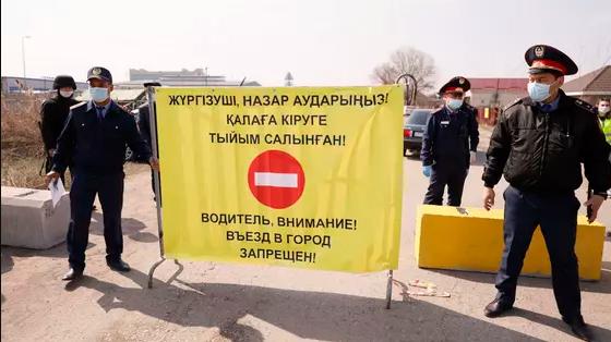 Токаев: Мы должны избежать жестких ограничительных мер в этом году