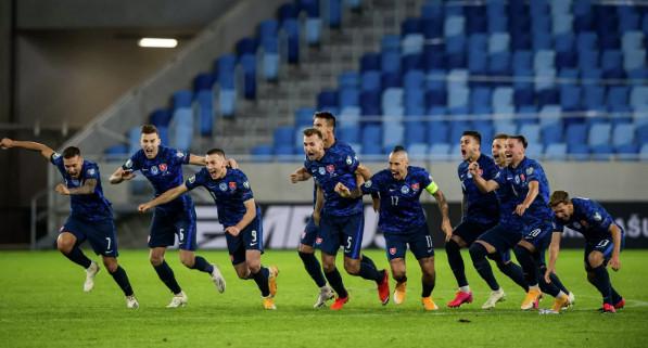 Сборная Словакии победила ирландцев и вышла в финал квалификации ЕВРО