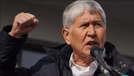 Алмазбек Атамбаев сделал заявление из СИЗО