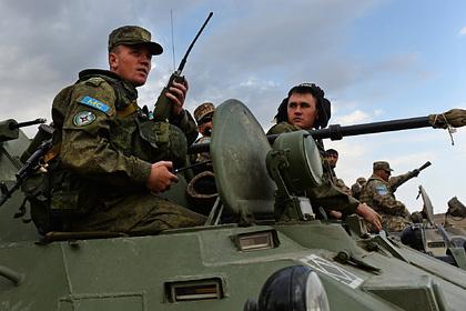 Кремль прокомментировал возможность ввода миротворцев в Карабах
