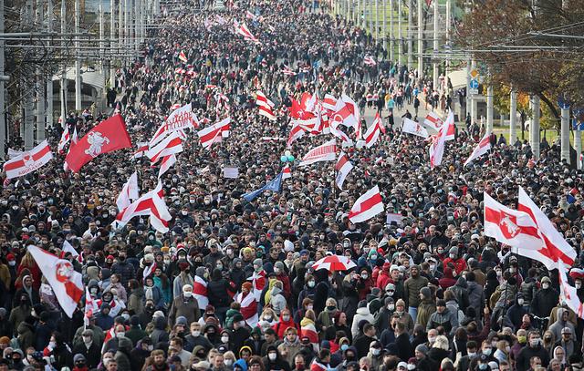 Премию имени Андрея Сахарова присудили оппозиции Белоруссии