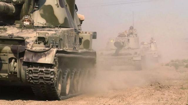 Азербайджан озвучил цель военной операции в Карабахе