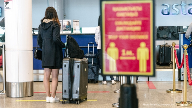 О новых ограничениях в Казахстане в связи с пандемией коронавируса заявил Министр здравоохранения