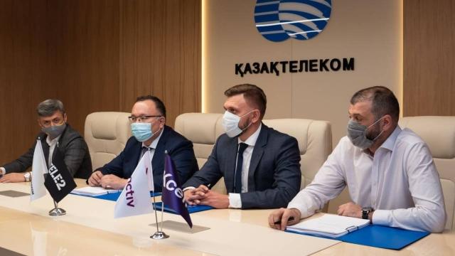 """Сотовые операторы Казахстана договорились о совместном использовании сетей в рамках проекта по высокоскоростному интернету в селах """"250+"""""""