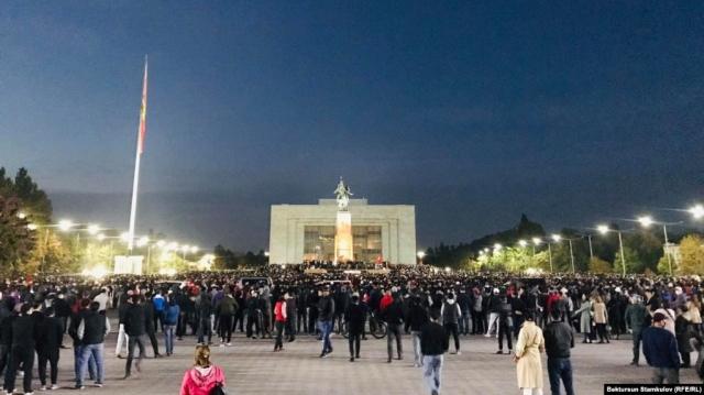 Координационный совет политпартий КР сделал заявление: нужно войти в правовое поле